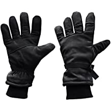 USGI Military Gore-Tex Intermediate Cold Weather Leather Gloves