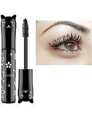 6 Colors Cat eye mascara Eyes Makeup Color Mascara Waterproof Fast Dry Eyelashes Curling Lengthening Makeup Eye Lengthening, Lifting, Curling