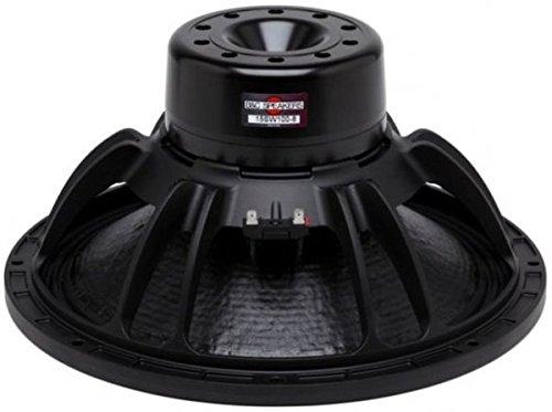 B&C 15SW115-8  15-Inch Neodymium Subwoofer Speaker Driver