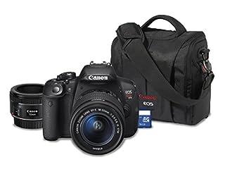 Canon Rebel T5i DSLR w/ 18-55mm and 50mm 1.8 STM Bundle (B0101RXDPK)   Amazon price tracker / tracking, Amazon price history charts, Amazon price watches, Amazon price drop alerts