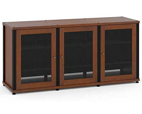 Salamander Designs Synergy Triple A/V Cabinet with Three Doors
