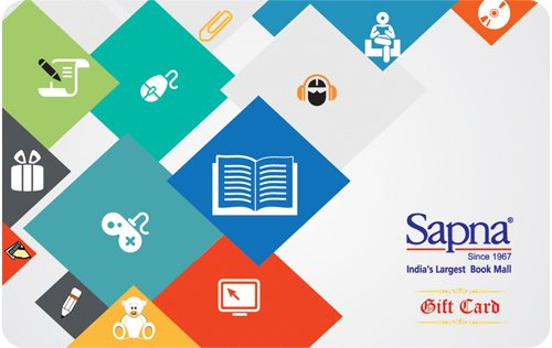 Get Flat 9% off at Checkout  Sapna Book House Gift Card