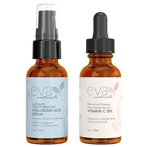 Eva Naturals Hydrate Brighten Skincare product image