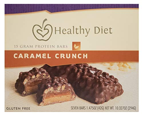 Caramel Crunch Protein Bar