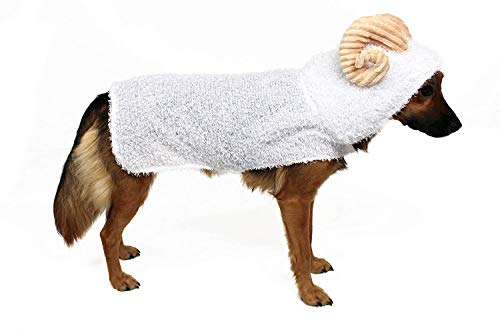 Midlee Sheep Costume for Dogs (Medium) -