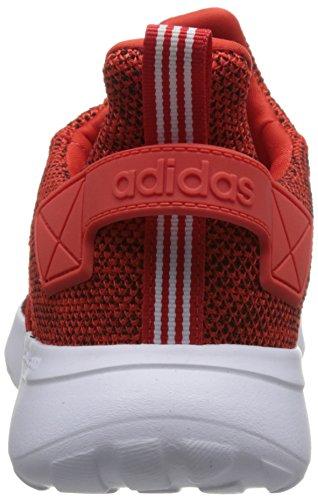 Adidas Herren Cf Lite Racer Adattarsi Gymnastikschuhe Rot (nucleo Rosso S17 / Ftwr Bianco / Nucleo Nero)