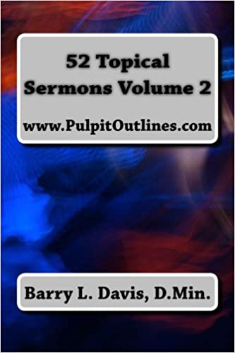 Book 52 Topical Sermons Volume 2
