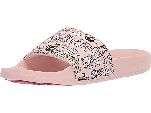 Skechers BOBS from Women's Pop Ups - Camp Kitty Light Pink 8 B US -