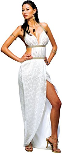 Morris Costumes Women's MOVIE 300 QUEEN GORGO Costume, Medium -