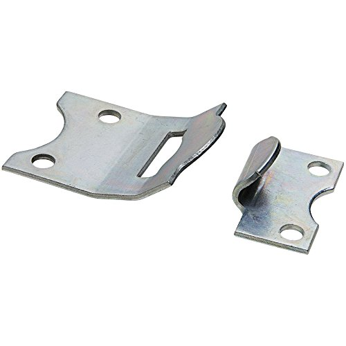06-682 V80 Screen & Storm Sash Hangers in Zinc, 2 piece (Storm Window Hangers)