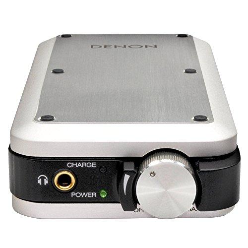 Denon DA10SPEM [Portable USB-DAC/headphone amplifier premium silver Hi-Res sound source correspondence] (Japan Import)