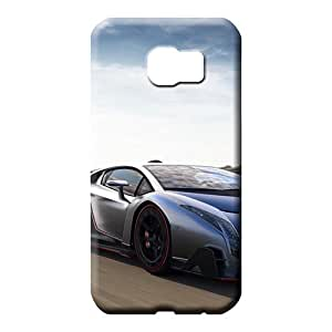 samsung galaxy s6 edge Classic shell Scratch-free Cases Covers Protector For phone phone cover skin Aston martin Luxury car logo super