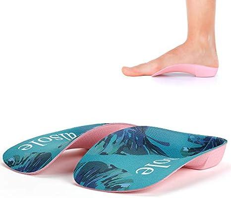 Deep Heel Cup Shoe Inserts
