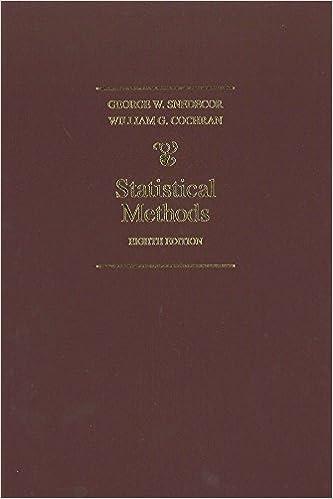 Statistical Methods Snedecor Pdf