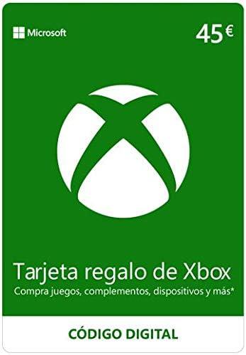 Xbox Live 45 Eur Tarjeta Regalo Xbox Live Codigo Digital