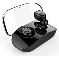 Xawy Wireless Earbuds, Bluetooth 5.0 Headphones 3D Stereo...
