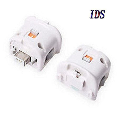 IDS Replacement for Nintendo Wii Motionplus (White, 2pcs) Review