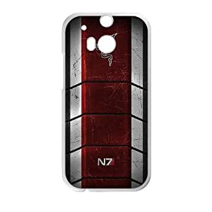 Mass Effect For HTC One M8 Cases Cover Cell Phone Case STR659162