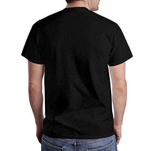 TeeStars - Eat Sleep Hack - Hacker Computer Programmer Gift Idea T-Shirt XXX-Large Black