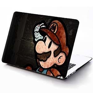 "JOE Cartoon Design Full-Body Protective Plastic Case for 11-inch/13-inch New MacBook Air , 13"""