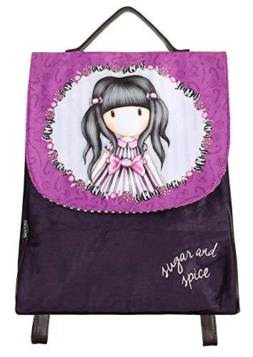 Gorjuss Mochila Sugar&Spice, Color Rosa 82233623580