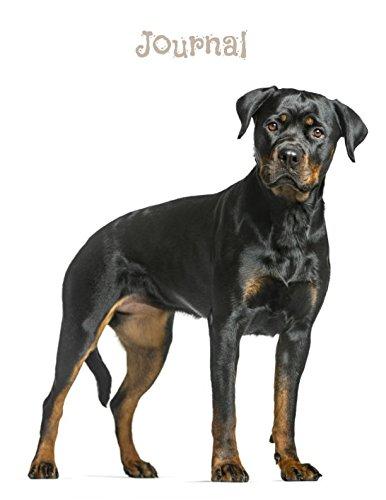 Read Online Journal: Rottweiler ebook