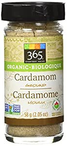 365 Everyday Value Organic Ground Cardamom, 2.05 oz