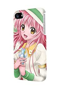 ip40449 Kobato Anime Girl Glossy Case Cover For Iphone 4/4s by Maris's Diary