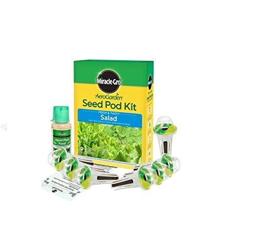 411miBb PxL - Miracle-Gro AeroGarden Fresh & Tasty Salad Seed Pod Kit
