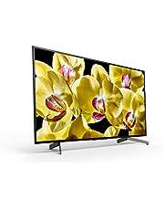 Sony 55 Inch TV Smart 4K UHD HDR Black 2019 - KD-55X7000G