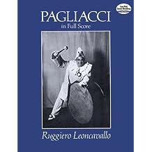 Pagliacci in Full Score