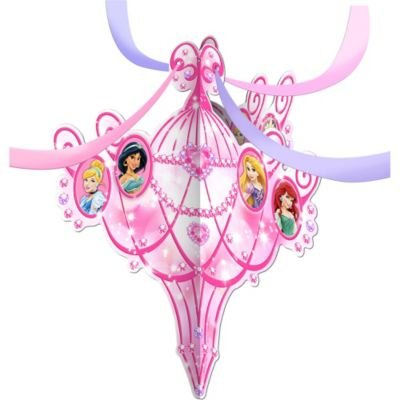 KidsPartyWorld.com Disney Princess Royal Event Chandelier (Disney Chandelier)