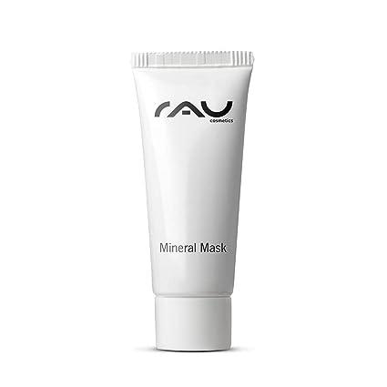 RAU Cosmetics Mineral Mask 8ml - mascarilla con zinc y tiza para la reparacion de piel con impurezas
