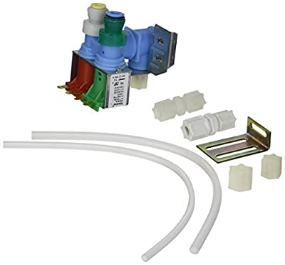 Whirlpool 4318046 Refrigerator Dual Ice Maker Valve