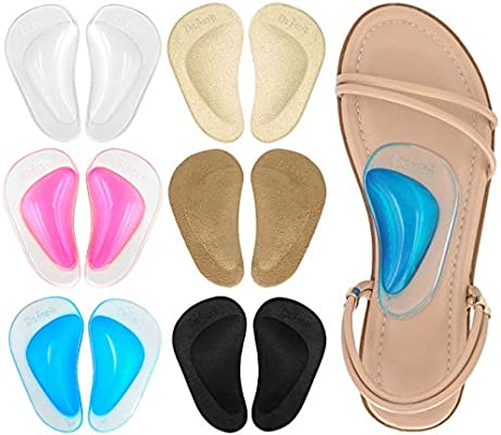 Dr. Foot's Gel Arch Support Cushions