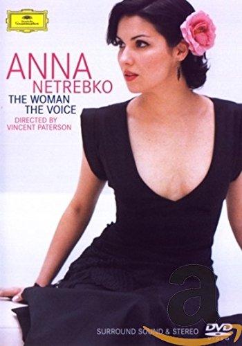 DVD : Anna Netrebko - The Woman, The Voice (DVD)