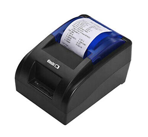 Dinshi 58mm Thermal Printer Receipt Machine Support USB Connection POS