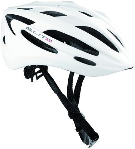 BH Casco Ciclismo Super Lite - Color Blanco (L/XL (58-62 CM ...