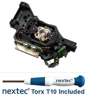 360 Laser Lens - Liteon DG-16D2S/ BenQ VAD6038 (HOP-141X... (Xbox Laser Replacement)