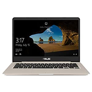 ASUS VivoBook S14 ( Core i7- 8th Gen/8 GB/ 512GB SSD / 14.0″ FHD/ Windows 10 )  S406UA-BM191T (Icicle Gold /1.2 kg)