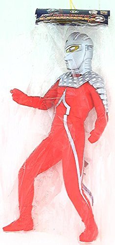 Ultraman Ultra Hero & Ultra Monster 14 inch Big Size Soft Vinyl : Ultraseven