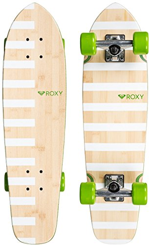 Roxy Eternal Longboard Skateboard - Green