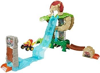 Fisher-price Nickelodeon Blaze & The Monster Machines, Animal Island Playset 0