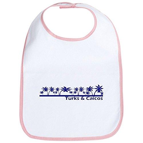 Mug Scuba Accessories - CafePress - Turks & Caicos Bib - Cute Cloth Baby Bib, Toddler Bib