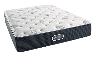 Beautyrest Recharge Simmons Jadite Plush Mattress Gel Innerspring