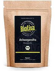 Ashwagandha Organic Capsules - 500 Caps - 1500mg Daily Dose - Withania Somnifera - Indiase Ayurveda - Hoogste Zuiverheid - Gebotteld in Duitsland (DE-ÖKO-005)