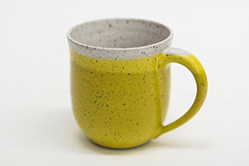 - 16oz Mug in Speckled Yellow