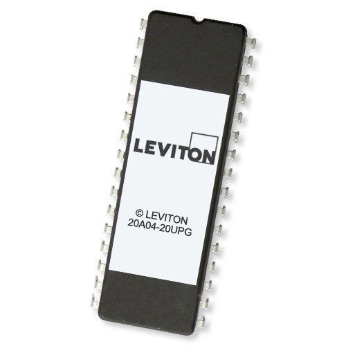 Leviton OmniPro II Security & Automation Upgrade Chip (20A04-2UPG) -