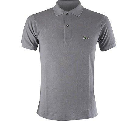 eb88fd8f Lacoste Men's Pique L.12.12 Original Fit Polo Shirt - Past Season, Platinum  Grey, 7
