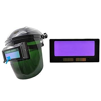 Generic 1Pcs Solar Auto Darkening Welding Helmet/Mask/Welder Cap/Welding Lens/Eye Mask Lens Din3 - Din11 Filter Shade
